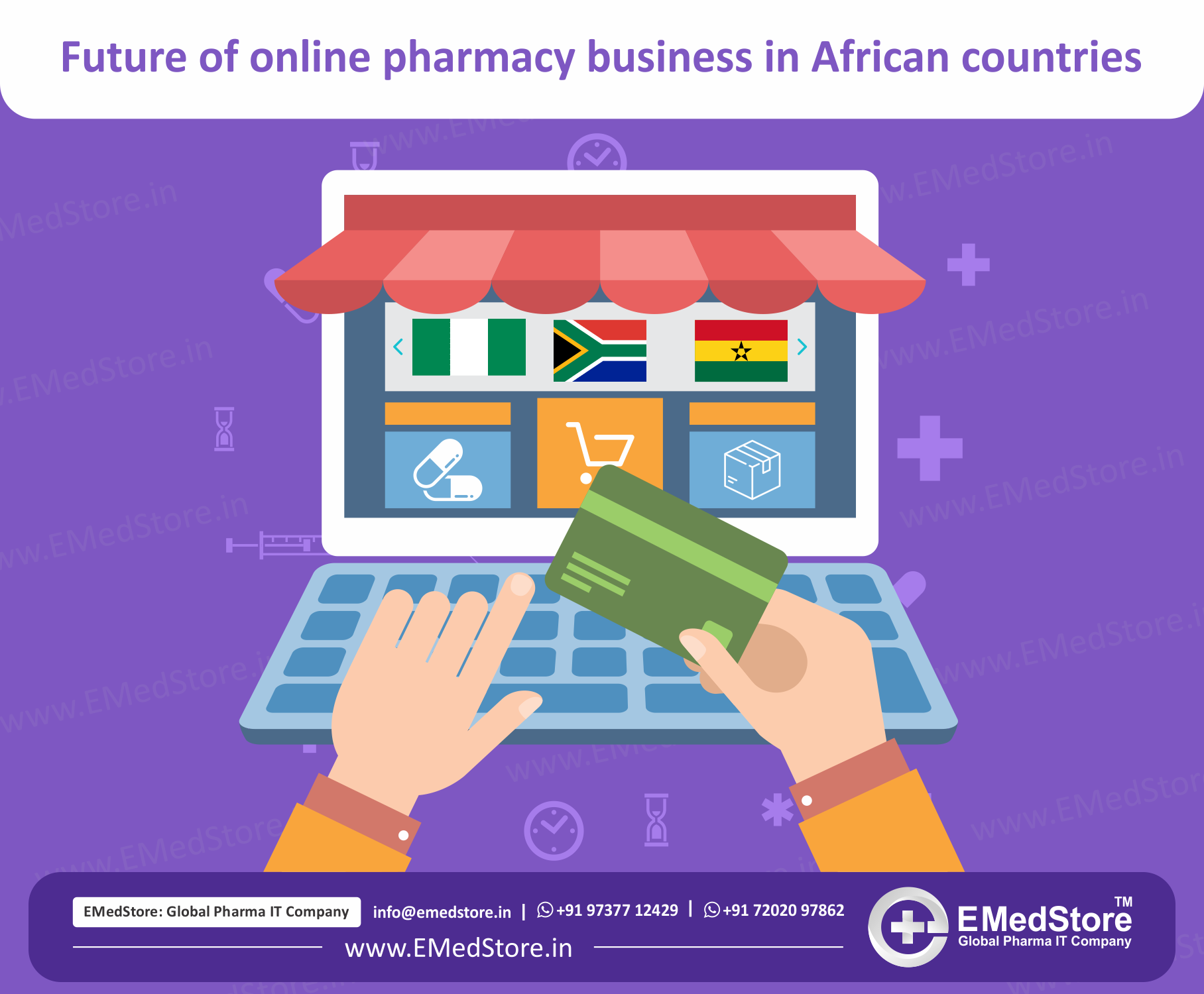 Future of online pharmacy business in African countries