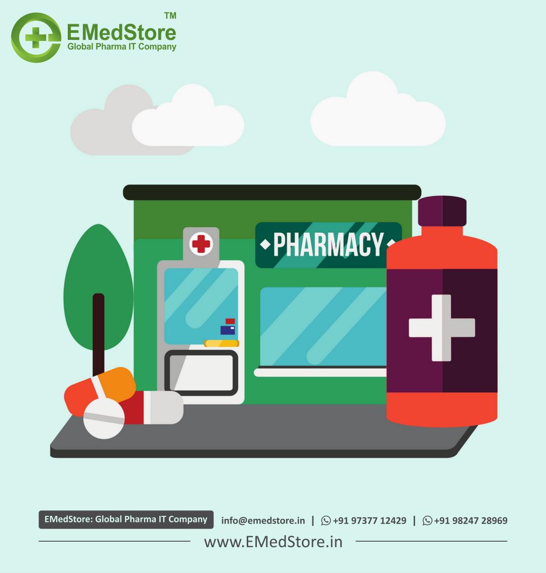 Pharma ERP Software Development