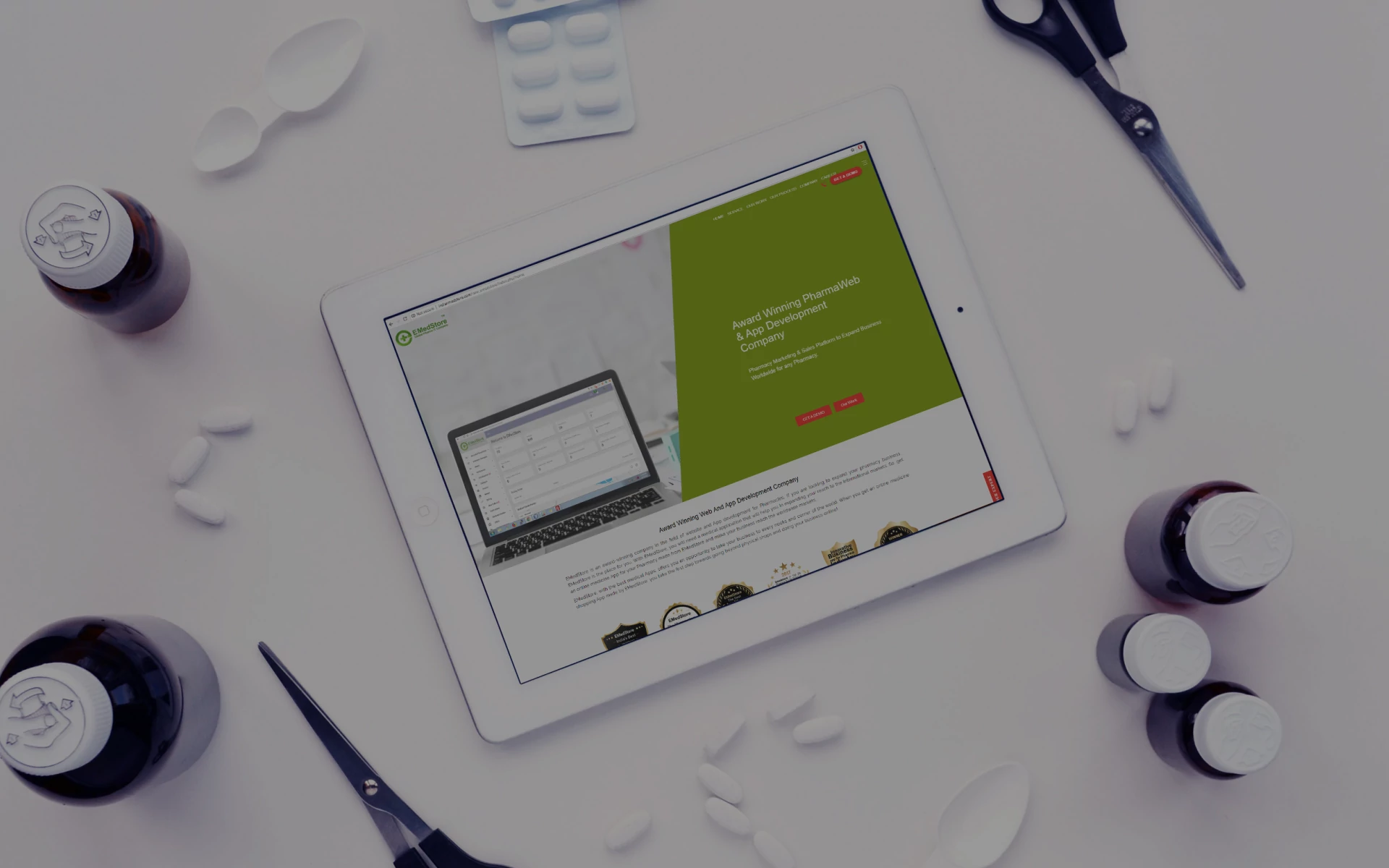 PHARMACY REPLICA APP DEVELOPMENT